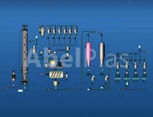 Compounding production line