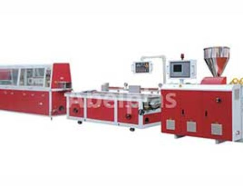 File slide binder making machine line