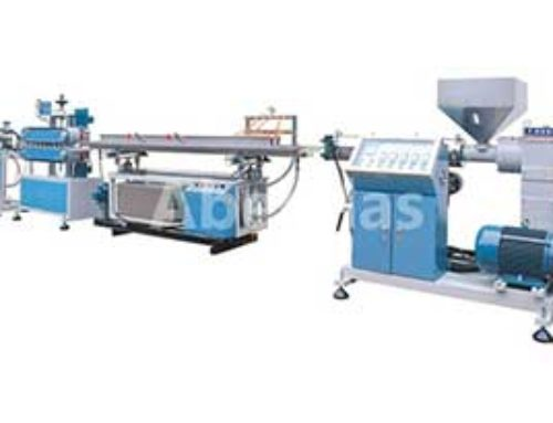 L shape making machine line