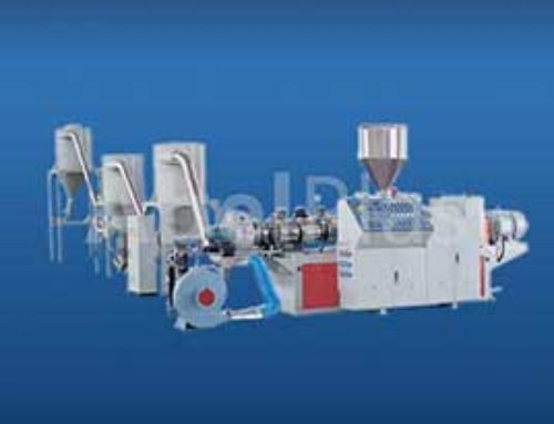 PVC/WPC Granulating line