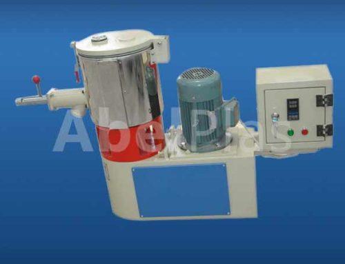 SHR Series high speed mixer