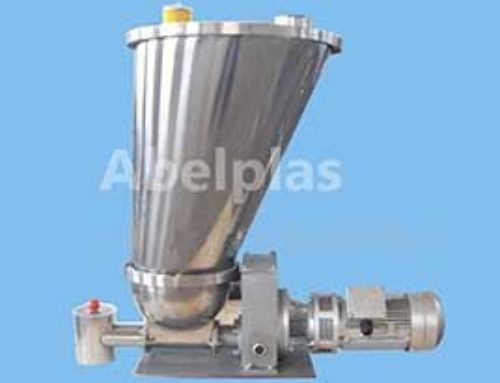 Volumetric Single Screw Feeder